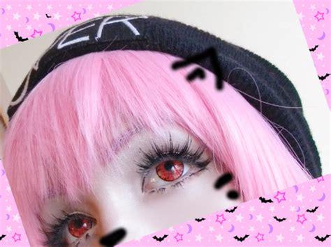 Dzi 4 Eye Skin korean big eye circle lenses korean skin care makeup