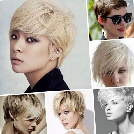 hottest haircuts 2017 best short hairstyles for 2017