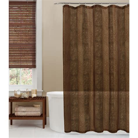 Oneyka Fabric Shower Curtain Walmart Com Walmart Bathroom Shower Curtains