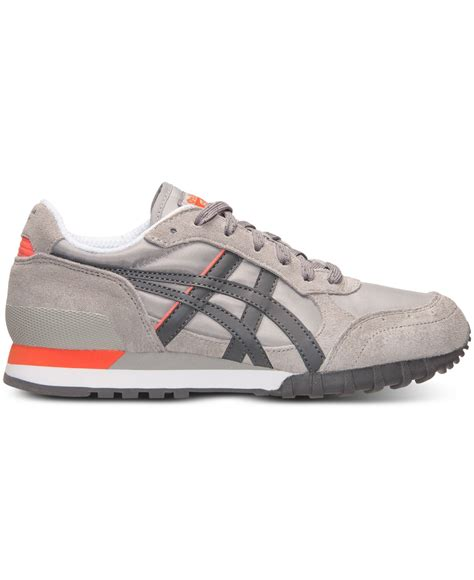 Asic Tiger Onitsuka Casual For 02 asics s onitsuka tiger colorado 85 casual sneakers from finish line in gray lyst
