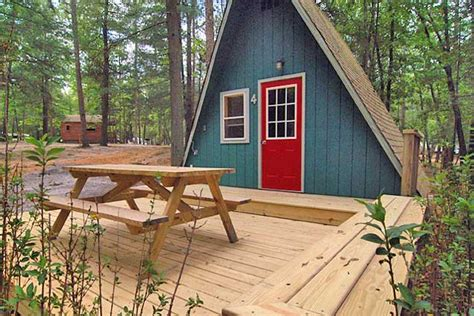 Cabins In New Jersey by Cing Cabins Rental Cabins New Jersey Cing