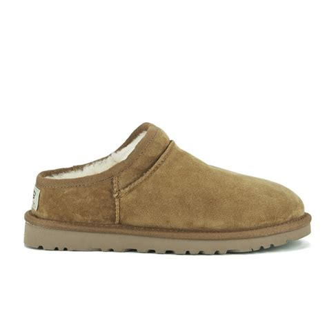 ugg slippers chestnut ugg s classic slippers chestnut free uk delivery