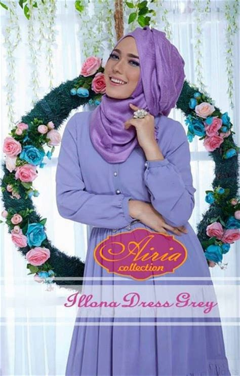 Koko Gaul Masa Kini 20 43 baju muslim lebaran 2018 modis modern remaja gaul