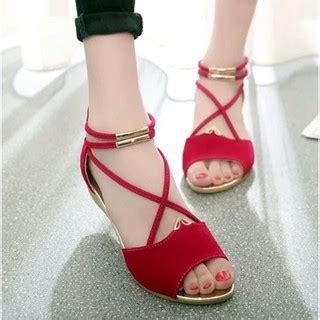 Sepatu Flat Cewek Wanita Santai sepatu fashion wanita sandal cewek casual formal pesta