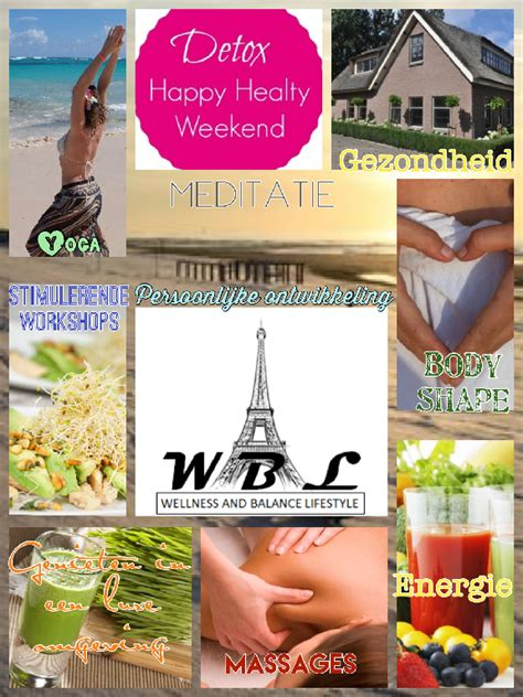 Detox Weekend Nederland by Wellness And Balance Lifestyle