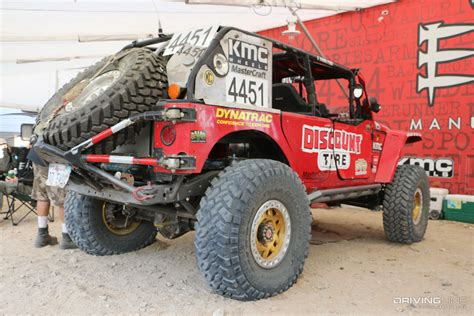 racing jeep mel wade s 2017 king of the hammers race recap drivingline