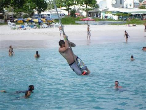 bridgetown swing fun on the rope swing picture of bridgetown saint