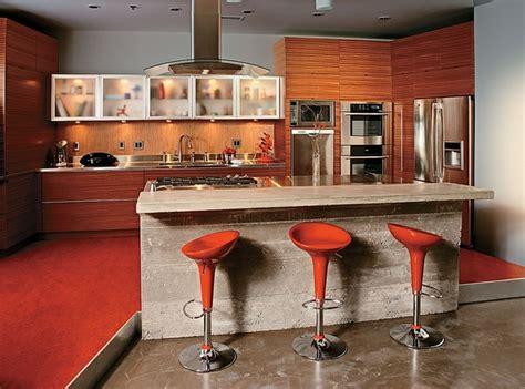 bar comptoir moderne la chaise de bar mod 232 les chic et attirants