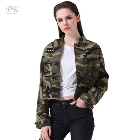 Jaket Bomber Crop Army 25 best ideas about jacket on