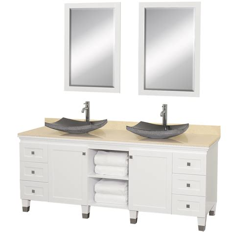 bathroom vanities 72 72 quot premiere 72 white bathroom vanity bathroom vanities