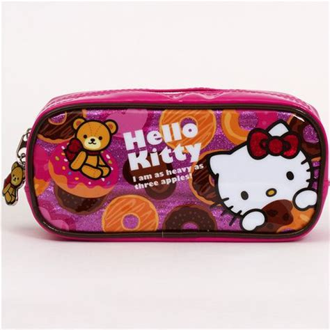 Tempat Pensilpencase Hello Kity Pink pink hello pencil from japan kawaii with