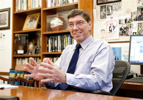 Http Business Uni Edu Clayson Mba by World S Best B School Professors Clayton Christensen