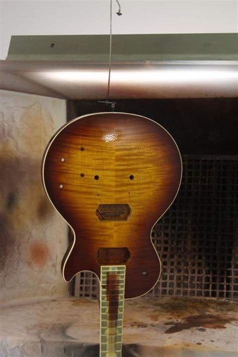 Lackierung Gitarre by Lackierungen Stratmann Gitarren