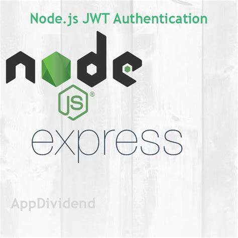 node js authentication tutorial node js jwt authentication tutorial from scratch