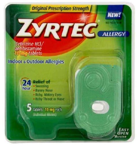 walmart printable zyrtec coupon hot new 6 1 zyrtec 5 count printable coupon free at