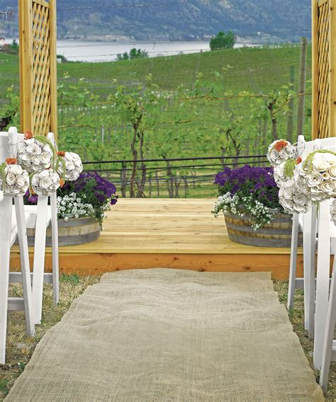 Wedding Aisle Runner by Burlap Outdoor Wedding Ceremony Aisle Runner Eco