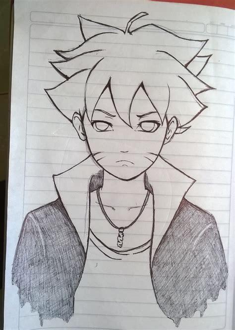 boruto drawing boruto by dantz24 on deviantart