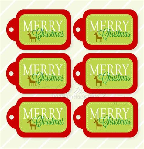 items similar  merry christmas printable gift tags  love  day  etsy