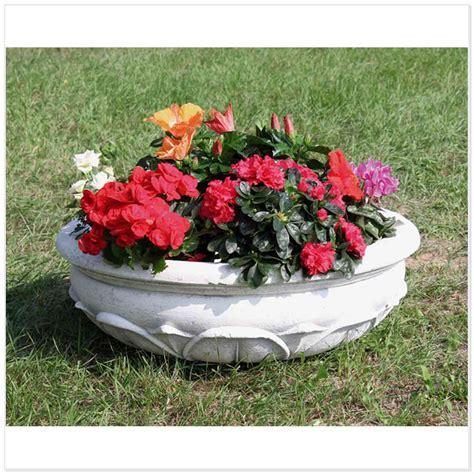 fiori per vasi da esterno vasi cemento 597vr755 fioriere da esterno vasi