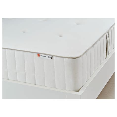 Single Mattress Topper Ikea Hokk 197 Sen Pocket Sprung Mattress Firm White Standard Single Ikea