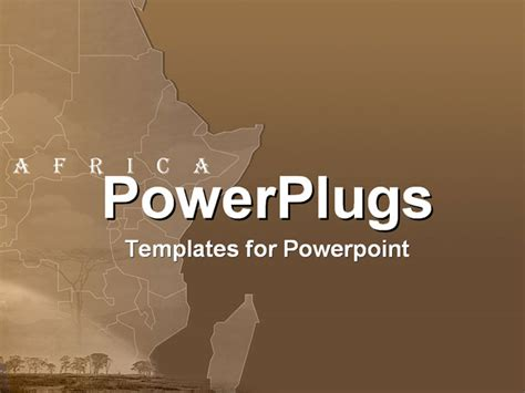 Best Photos Of Africa Powerpoint Template African Powerpoint Templates Free Powerpoint Africa Powerpoint Template