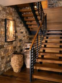 stairway design rustic staircase design ideas remodels photos
