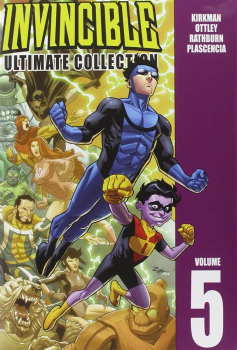 invincible ultimate collection volume invincible the ultimate collection 2003 int05 volume 5