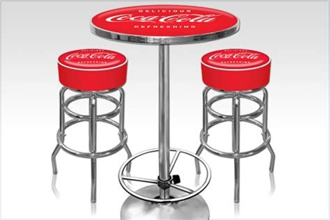 Tabouret De Bar Coca Cola by Table De Bar Coca Cola
