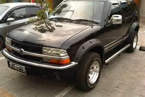 Mobil Bekas Opel Blazer Pin Mobil Bekas Opel Blazer Montera 2000 Dijual Jakarta