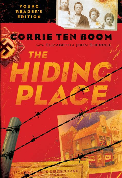 the place books the hiding place reader s edition