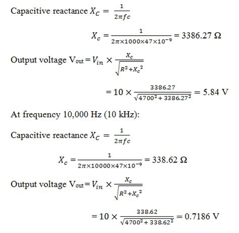 capacitive reactance calculator capacitive reactance calculator 28 images free reactance calculator program