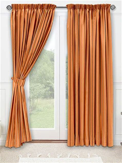brown and burnt orange curtains curtains ideas 187 burnt orange and brown curtains