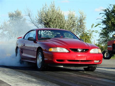 1994 Mustang Gt Auto Quarter Mile by 2014 Mustang V6 Track Pack 0 60 Times Html Autos Weblog