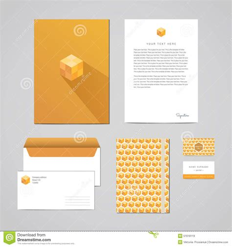 identity design template corporate identity design template documentation for