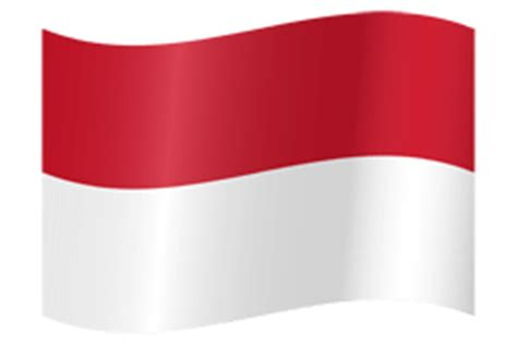 emoji bendera indonesia indonesia flag vector country flags