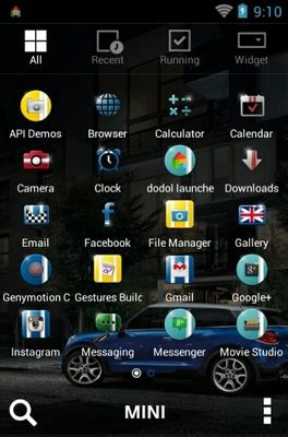 themes mini launcher bmw mini android theme for dodol launcher androidlooks com