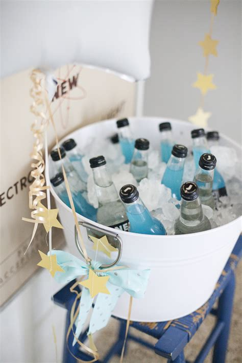 Home Decor Stars moon and stars birthday party a beautiful mess