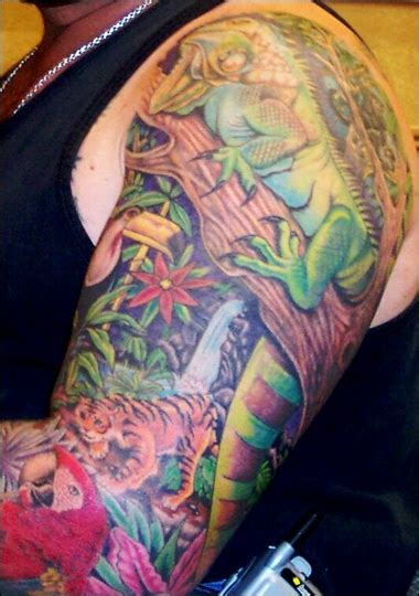 miami ink sleeve tattoo designs 123 best miami ink images on ami miami