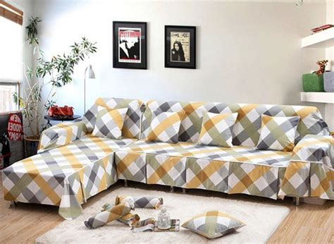 L Shaped Sofa Slipcovers Sofa Beds Design Wonderful