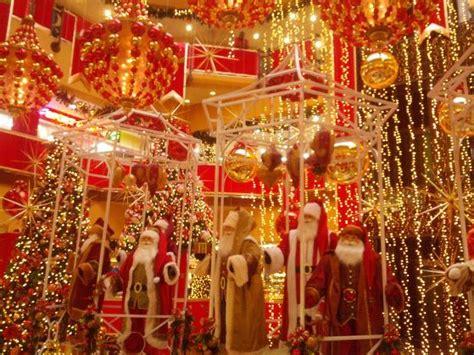 elaborate christmas decorations  trinidad mall caribbean christmas christmas scenery