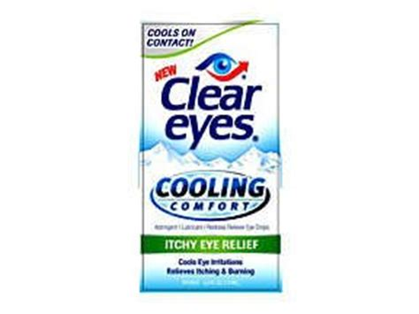 clear eyes cooling comfort eye produdcts clear eyes clear eyes cooling comfort