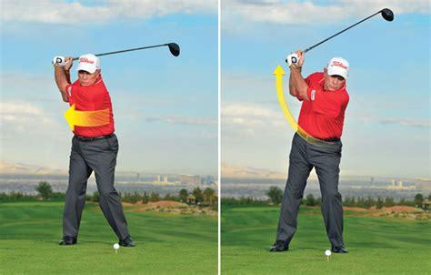 back swing golf biomechanics poster 2015