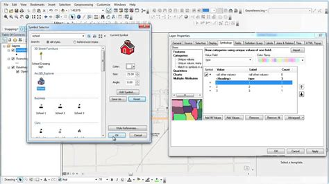 arcgis tutorial editing creating editing shapefiles in arcgis 10 1 2 of 2