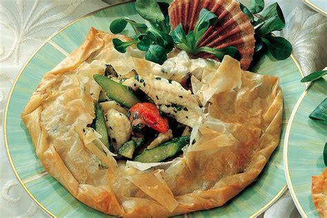 cucinare le sogliole ricetta sogliole e capesante in cartoccio croccante la