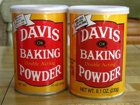 seed to feed me what is the difference between baking soda and baking powder