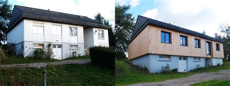 renovation pavillon annee 70 r 233 novation thermique 2012 2013 atelier architecture verte