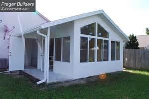 Glass Sunroom Waterford Lakes Sunroom Enclosure Glass Windows Prager