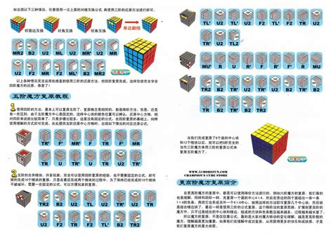 4x4 rubik s cube solver tutorial manuals rubiks info keeper