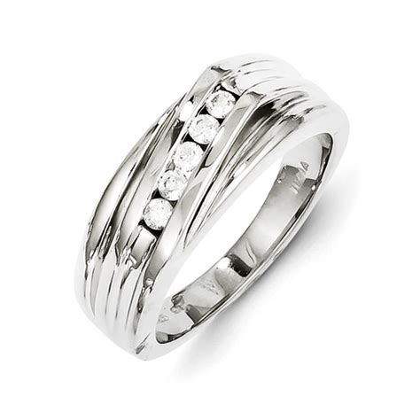 14k white gold s ring browse our selection