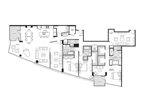 luxury condo floor plans 1000 ideas about condo floor plans on luxury condo condos and floor plans